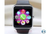 Q7s Curved Screen sim supported smart Mobile watch intact
