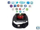 QW05 Full Android Wifi 3G Smart Mobile Watch Sim intact