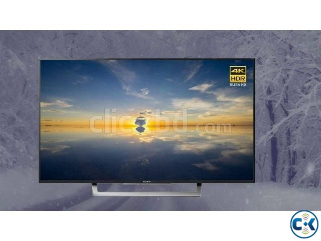 Sony Bravia X8000D 4K Ultra 49 UHD Wi-Fi Android Television | ClickBD