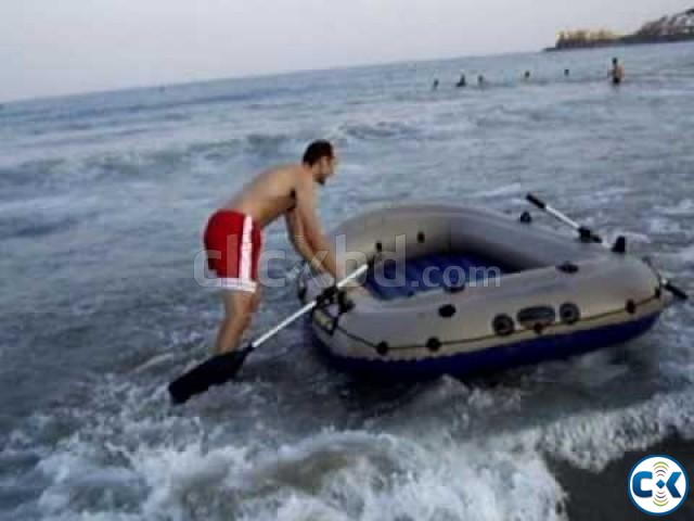 Fishing Boat Travel Sport Boat | ClickBD large image 2