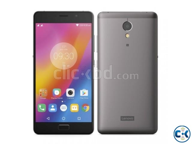 Used Lenovo P2 Smartphone 4 32GB Graphite Grey | ClickBD large image 0
