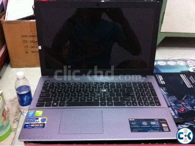 Asus X550L UltraSlim Core i7 Gaming Laptop | ClickBD large image 0