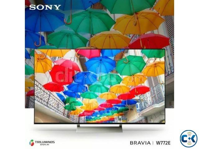 Sony Bravia X7000D 55 Flat 4K UHD Wi-Fi Smart Android TV | ClickBD