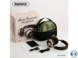 Remax RB-500HB Wireless Bluetooth Music Headphone