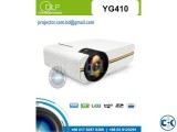 YG410 Mini Portable 1080P HD LED Projector