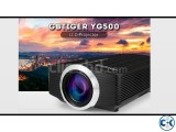 YG-500 Mini Home Theater Projector 1200 Lumens