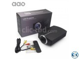 YG510 Portable Mini Portable Home Theater LED Projector