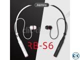 Remax RB-S6 Ear Hook Wireless Bluetooth Sports Earphone