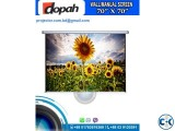 Dopah 70 x 70 Wall or Ceiling Mount Projection Screen