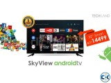 Sky View FHDFE32RS 32 Inch Android Smart LED Television