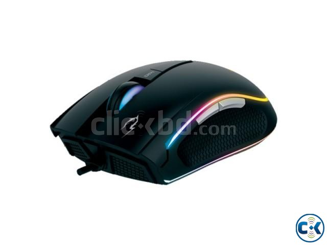 Gamdias ZEUS E1 Wired Optical Gaming Liighting Mouse | ClickBD large image 1