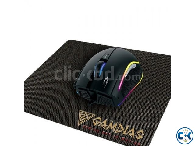 Gamdias ZEUS E1 Wired Optical Gaming Liighting Mouse | ClickBD large image 2