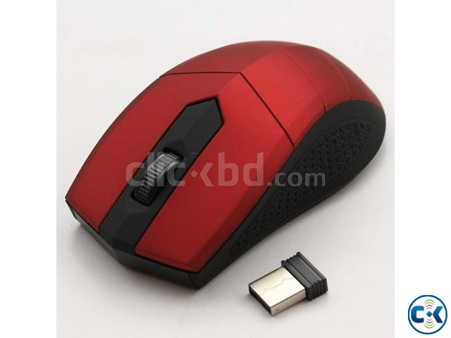 A.Tech AT-578 Zero Delay 2.4Ghz Wireless Mouse | ClickBD large image 0