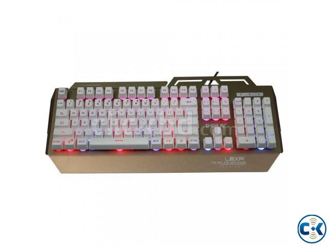 X9 E-Sports Gaming Keyboard | ClickBD large image 0