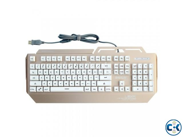 X9 E-Sports Gaming Keyboard | ClickBD large image 1