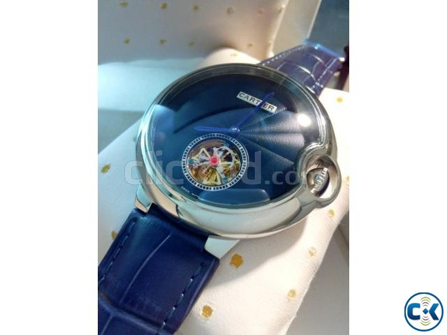 Cartier Flying Tourbillon | ClickBD large image 0