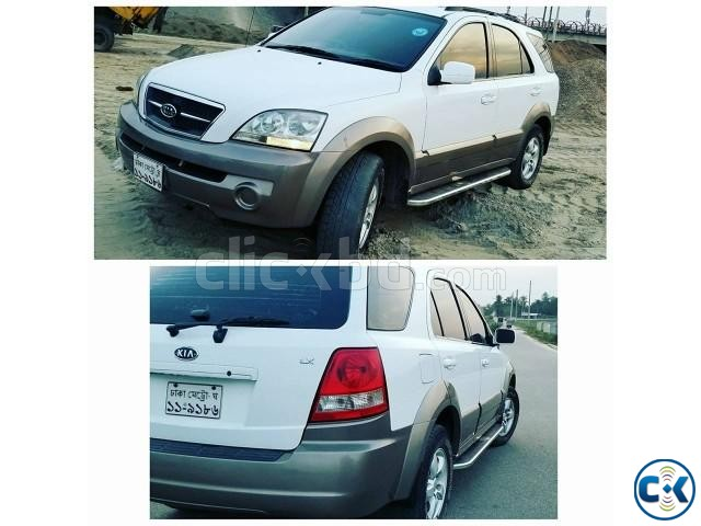100 FRESH BRAND NEW CONDITION KIA SORENTRO JEEP MODEL 2006 | ClickBD large image 0