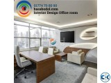 Interior Design Architect for Office room