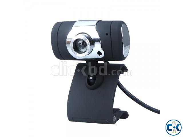 USB 2.0 50.0M HD Webcam Web Camera | ClickBD large image 0