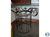 Dining table 6 Chair Marble stone