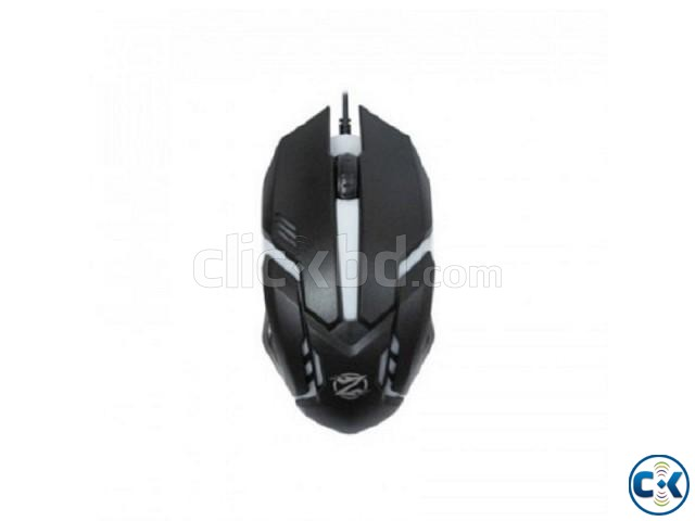 Zornwee 7 Color Gaming Mouse | ClickBD large image 0