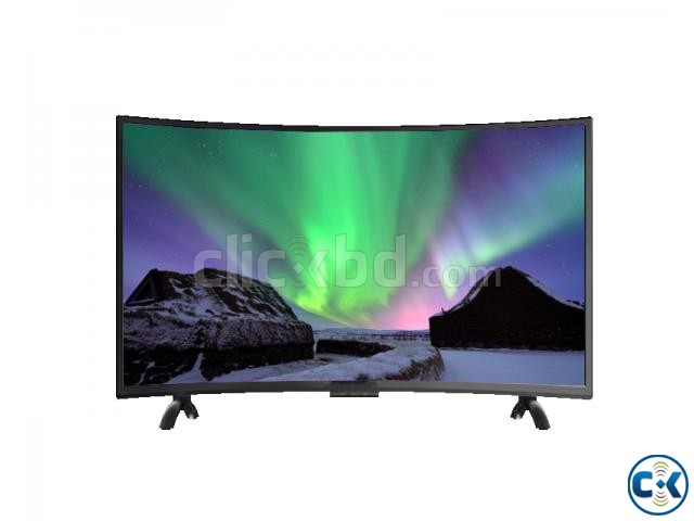 32 INCH CURVED Smart Internet HD LED | ClickBD large image 1