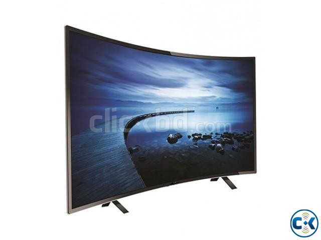 32 INCH CURVED Smart Internet HD LED | ClickBD large image 2