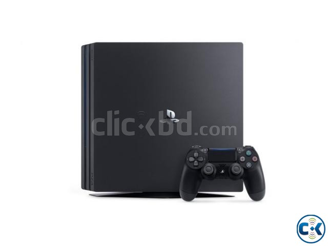 Sony PS4 500GB Slim Gaming BEST PRICE IN BD | ClickBD large image 1
