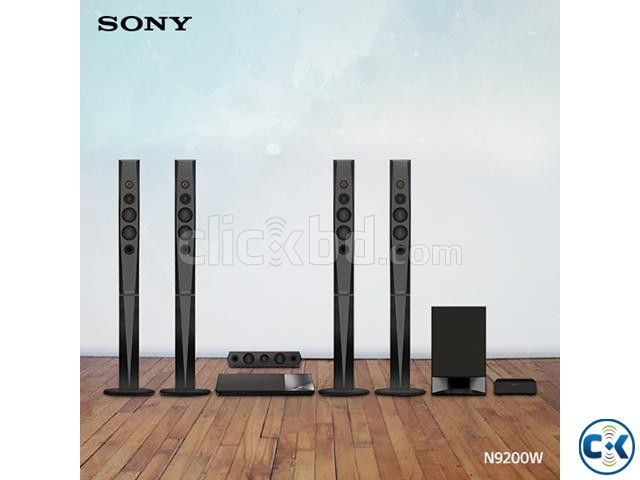 Sony BDV-N9200W Blu-Ray Home Theater Wi-Fi Sound System | ClickBD large image 1