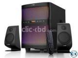 F D 580X Multimedia 2 1 Wireless Bluetooth Speaker