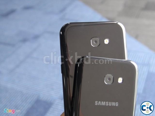 Brand New Samsung Galaxy A7 17 32GB Sealed Pack 1 Yr Wrrnty | ClickBD large image 1