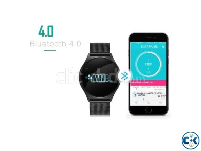M7 Smart Band Blood Pressure Heart Rate Waterproof intact | ClickBD large image 1