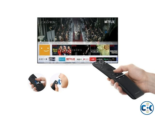 43 M5500 Samsung Smart BT TV Garranty | ClickBD large image 1