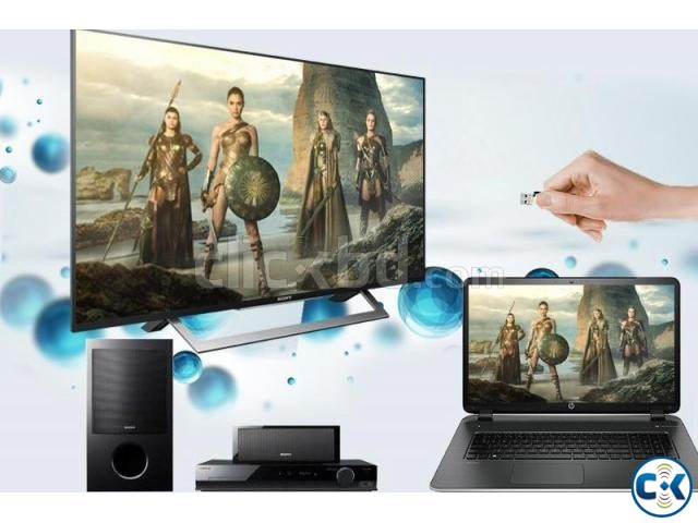 43 W750ESony HDR SMART TV Garranty | ClickBD large image 0