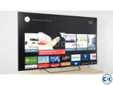 43 W800CSony3D Android TV Garranty