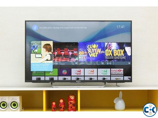 43 W800CSony3D Android TV Garranty | ClickBD large image 2