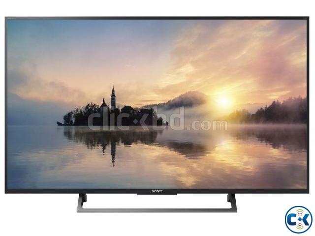 55 X7000E Sony 4K HDR Smart LED TV  | ClickBD large image 0