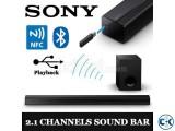 Sony HT-CT80 - 80Watt Bluetooth Sound Bar With Subwoofer
