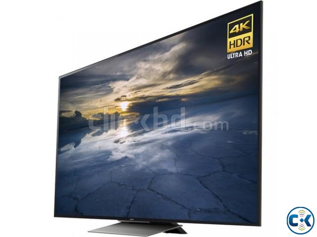 Sony Original 75 inch 4K android X8500 TV | ClickBD large image 1