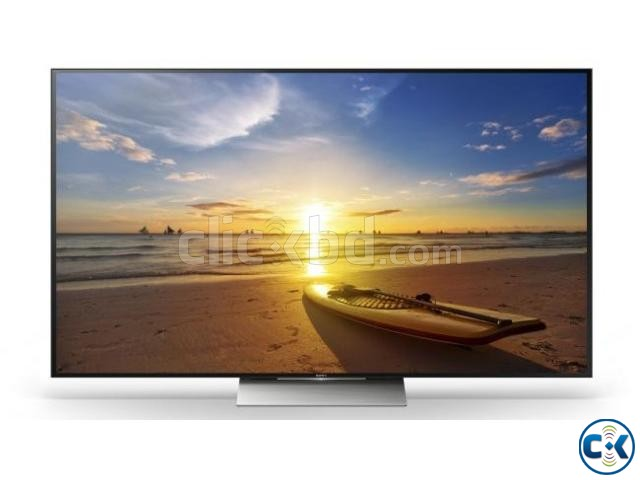 Sony Bravia X9300D 55 Inch 4K Ultra HD 3D Android Wi-Fi TV | ClickBD large image 0