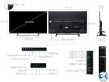 Small image 3 of 5 for Sony 43 X7500E 4K Android TV   ClickBD