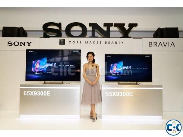 Sony Bluetooth 65 X9300E 4K Smart tv | ClickBD large image 0