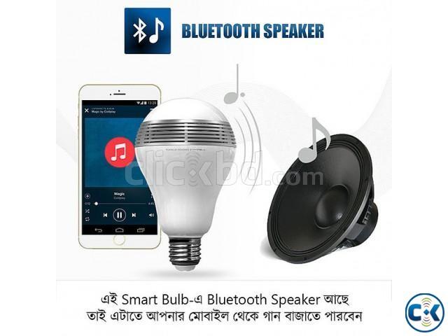 Bluetooth Speaker Light | ClickBD large image 2