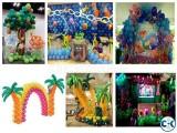 Balloons Decor Bd Party Supplies