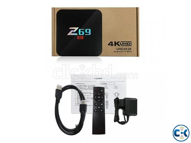 Android 4K Internet Tv Box 3GB RAM 32GB ROM | ClickBD large image 0