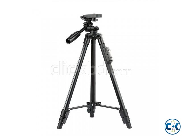 YUNTENG VCT-5208 Tripod With Remote Control | ClickBD large image 1