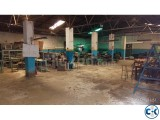 Factory Space for Rent Unique Ashulia