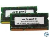 mac mini 2011 8 GB RAM Chip