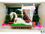 WEDDING PALKI RENT