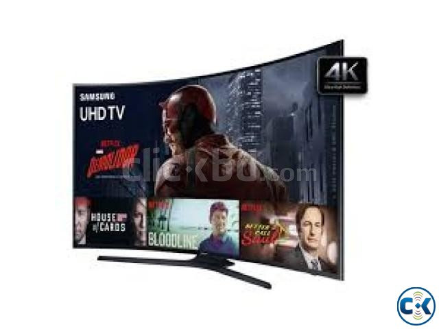 40 ku6300 Samsung UHD 4K Curved Smart TV   ClickBD large image 0